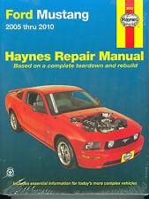 2005 2006 2007 2008 2009 10 11 12 13 14  MUSTANG/GT SHOP MANUAL-V8 & V6
