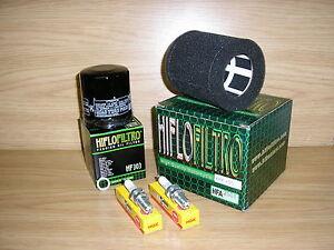 EN500 B1-B2 94-95 Service Kit Air Filter Oil Filter Spark Plugs
