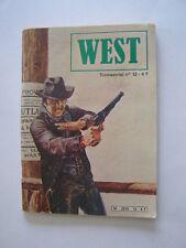BD west n°12 de 1980