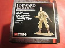 New CORGI FM 06 Special Forces WWll Paratrooper 101st Airborne Screaming Eagles
