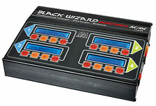 T2M # T1243 Black Wizard Quattro+ Hi-End 4 in 1 Lader Balancer