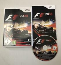 F1 2009 (Nintendo Wii, 2009)