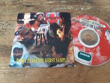 CD VA Pink's Pakkende Kerst Sample (22 Song) Promo FIRST STRIKE PINK RECORDS cb