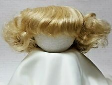 Vintage Byron Doll Wig Size 11 Style B-39 Color Honey Blonde NOS