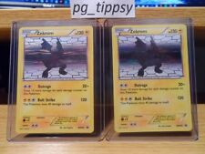 Promo Rare 2x Quantity Pokémon Individual Cards