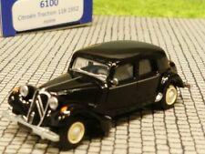 1/87 SAI Citroen Traction 11B 1952 schwarz 6100