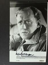 NICOL WILLIAMSON (1936-2011) (HAMLET~EXCALIBUR) AUTOGRAPH 5 x 7 3/4 PHOTO~