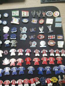 Vintage pin badges