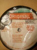 King Tubbys & Various – Sound System Dub Vol. 1 - Vinyl LP 1987
