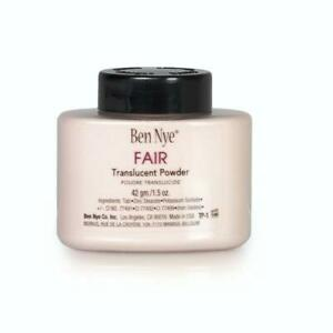Ben Nye Translucent Fair Powder 1.5oz/3oz/8oz TP