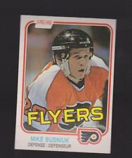 1981-82 O-Pee-Chee Mike Busniuk #249