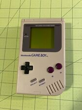 Nintendo Game Boy DMG-01 Cleaned and refurbished, new cover, new buttons