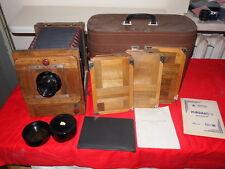 Sovet camera FKD 13x18,Lens Industar 51(4,5/210) USSR