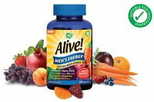 Nature's Way Alive! Men`s Soft Jells 60 Chewables