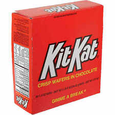 Kit Kat Milk Chocolate Wafer Candy Bars 1.5 oz, 36 ct