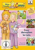 Meine Freundin Conni 12 - Conni übernachtet bei Julia | DVD | Zustand gut