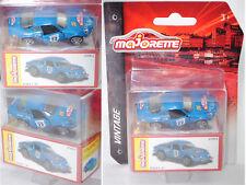 MAJORETTE 212052015 Renault Alpine a110 1600, Bleu, 22, vintage box