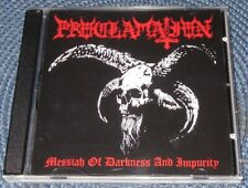 PROCLAMATION – MESSIAH OF DARKNESS AND IMPURITY