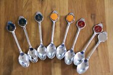 Vintage NOS SHIMANO Bicycle Silver spoon Set