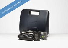 Beschriftungsgerät Brother P-touch D200VP D210VP für TZe231 + Koffer + Netzteil