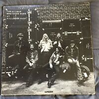 The Allman Brothers Band ~ At Fillmore East, Original Pink Label LP Set
