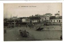 CPA-Carte Postale-France- Cherbourg- Pont Tournant  VM9615