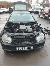 Mercedes C Class W203 3DR Coupe 2005 Breaking Petrol