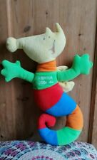 More details for athens 2004 paralympics olympics games mascot proteas seahorse soft plush toy