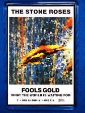 The Stone Roses - Fools Gold Poster Jumbo Fridge Magnet Ian Brown
