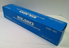 "Elmo 4367 Roll Film for Overhead Projector Size: 9-3/4"" by 66'"