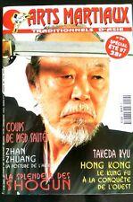 Arts Martiaux Traditionnels n°29; Zhan Zhuang Shogun/ Takeda Ryu/ Kung Fu