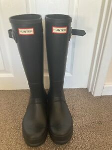 mens Hunters Wellington Boots