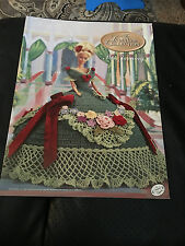MISS JAN Barbie Doll COTILLION COLLECTION VICTORIAN DRESS Crochet Pattern