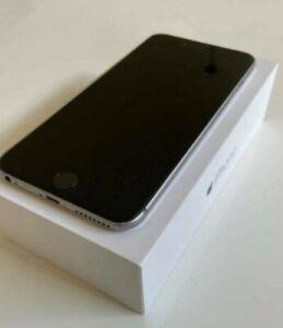 Apple iPhone 6 Plus - 16GB - Silver (Unlocked) A1687 (CDMA + GSM) (AU Stock)
