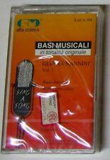 BASI MUSICALI - GIANNA NANNINI - Musicassetta Sigillata MC K7