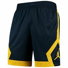 (AQ8895 419) NWT Air Jordan Michigan Wolverines Shorts sz 2XL Mens $55