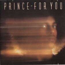 Prince OOP GER CD For you NM Warner 256989 Soul Funk Dance Pop