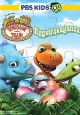 Dinosaur Train Eggstravagaza & Puzzle - Movie DVD