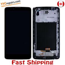 LG Stylus 2 Plus K535F K530DY K530F LCD Display Screen Digitizer Assembly Frame