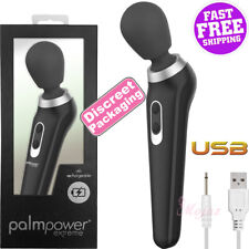 BMS PalmPower Extreme Massager Cordless Magic Wand Vibrator Palm Power Sex Toy