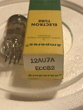 AMPEREX 12AU7A  ECC82 TUBE, NOS NEW
