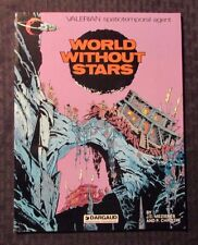 1982 WORLD WITHOUT STARS by Mezieres & Christin Dargaud UK VF 8.0