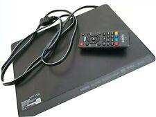 New listing Sanyo Blu Ray/Dvd player Fwbp505F Blu-Ray Player Black Disc Hdmi with Remote