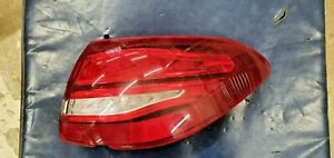 MERCEDES C CLASS W205 14-18 RIGHT SIDE LIGHT UNIT DAMAGED/WORKING