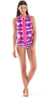 GlideSoul Women's Reversible Neoprene Impact Vest Pink & Violet Medium - New