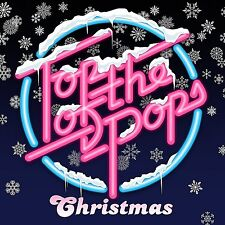 TOP OF THE POPS CHRISTMAS 2 CD - VARIOUS (NOVEMBER 11 2016) **FREE UK P&P