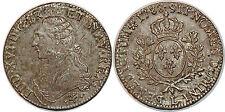 LOUIS XVI ECU 1788 L  BAYONNE G.356