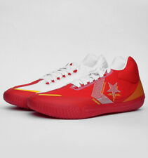 Converse All Star BB Evo Mid Men Basketball Shoes New White Red 168789C