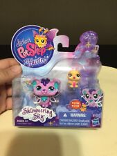 NEW Littlest Pet Shop Fairies Shimmering Sky #2708  #2709 SEALED Free Shipping
