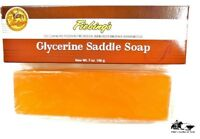 Fiebing's Glycerine Saddle Soap 7 Ounce Bar New